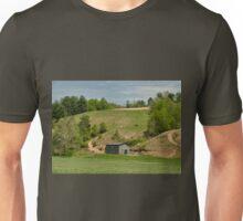 Kentucky Barn Quilt - Americana Star 2 Unisex T-Shirt