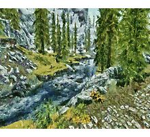 Off The Beaten Path Photographic Print