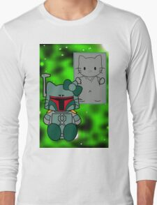 SOLO and FETT KITTY 2.0 T-Shirt