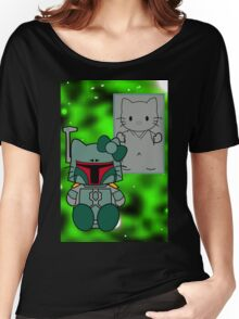 SOLO and FETT KITTY 2.0 Women's Relaxed Fit T-Shirt