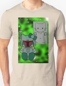 SOLO and FETT KITTY 2.0 Unisex T-Shirt