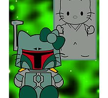 SOLO and FETT KITTY 2.0 by EpicNerdom