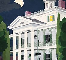 Haunted Mansion by briankelley