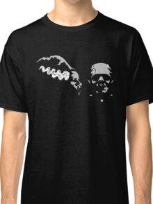 Mr. and Mrs. Frankenstein Classic T-Shirt