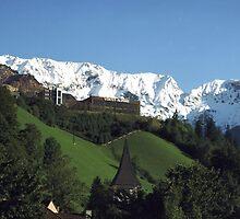 Eizenerz, Austria by wolftinz