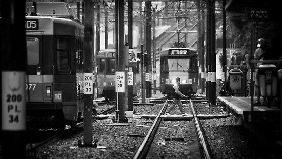 Light railway by hkavmode