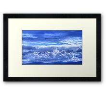 ©HCS Pascua Cloud I Framed Print