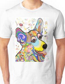 CORGI CUTIE! Unisex T-Shirt