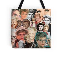 Dial M for Murder She Wrote Tote Bag