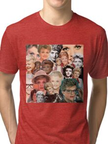 Dial M for Murder She Wrote Tri-blend T-Shirt