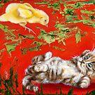 Born to be wild by Hiroko Sakai