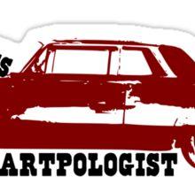 The Diagnostics Project Sticker