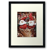 Happy Ho Ho Holidays!!! Framed Print