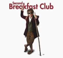 Second Breakfast Club by Kyle Price