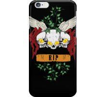 RIP Skulls iPhone Case/Skin
