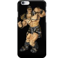 Warrior Ogre  iPhone Case/Skin