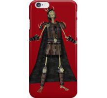 Warrior Skeleton iPhone Case/Skin