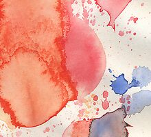 Watercolor Stains by pjwuebker