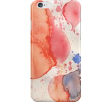 Watercolor Stains iPhone Case/Skin