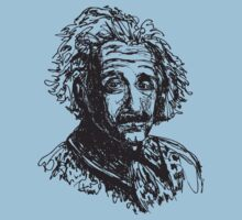 Icon: Einstein Baby Tee