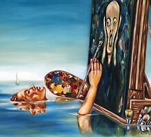 Still Painting... by Hiroko Sakai