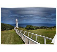 Cape Otway Light House Poster