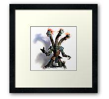 ©HS-EE The Nighmare I Framed Print