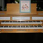 Sing With Me! Organ Console by Kathryn Jones