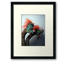 ©HS-EE The Nighmare II Framed Print