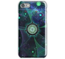 Cosmic Intelligence Agency iPhone Case/Skin