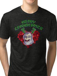 Merry Cranberries Tri-blend T-Shirt