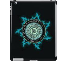Cosmic Intelligence Agency iPad Case/Skin