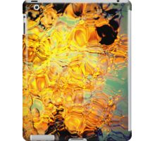 orange magic iPad Case/Skin
