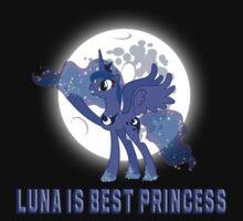 Luna Is Best Princess by AK71