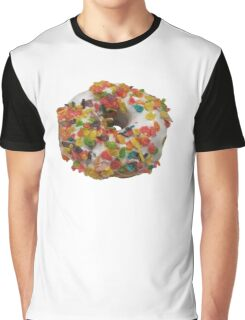 The Ultimate Donut Graphic T-Shirt