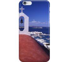 Mykonos iPhone Case/Skin