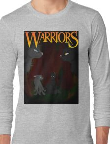 Gray Wing and Clear Sky - Warriors Long Sleeve T-Shirt
