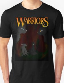 Gray Wing and Clear Sky - Warriors T-Shirt