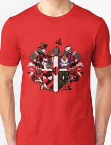 Criminal Coat of Arms T-Shirt
