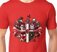 Criminal Coat of Arms Unisex T-Shirt