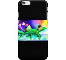 "The Good Dinosaur - ""Adventure of a Lifetime"" iPhone Case/Skin"