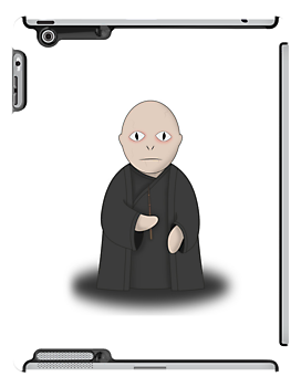 Cartoon Voldemort by EF Fandom Design