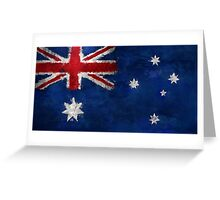 Australia - Magnaen Flag Collection 2013 Greeting Card
