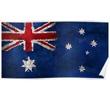Australia - Magnaen Flag Collection 2013 Poster