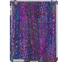 The violet web pad iPad Case/Skin
