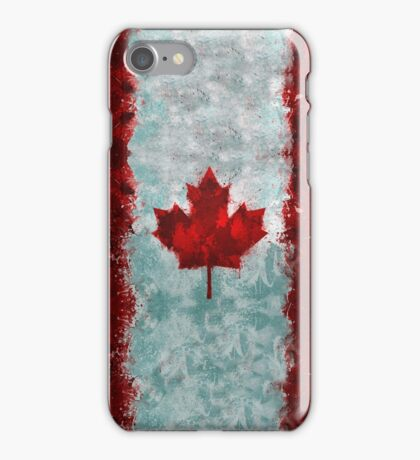 Canada - Magnaen Flag Collection 2013 iPhone Case/Skin