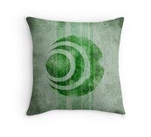 Legend of Zelda - Farore's Pearl Weathered Throw Pillow
