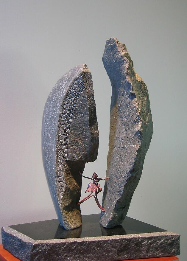 Rock Climber by Ashley Grant