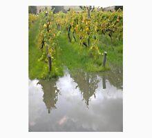 Vineyard reflection Unisex T-Shirt