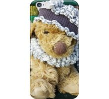 Puppy In A Shawl: Look iPhone Case/Skin
